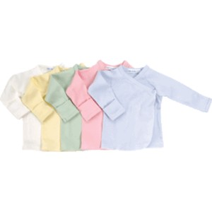 UNDER THE NILE LONG SLEEVE BABY UNDERSHIRT Organic Baby Clothes